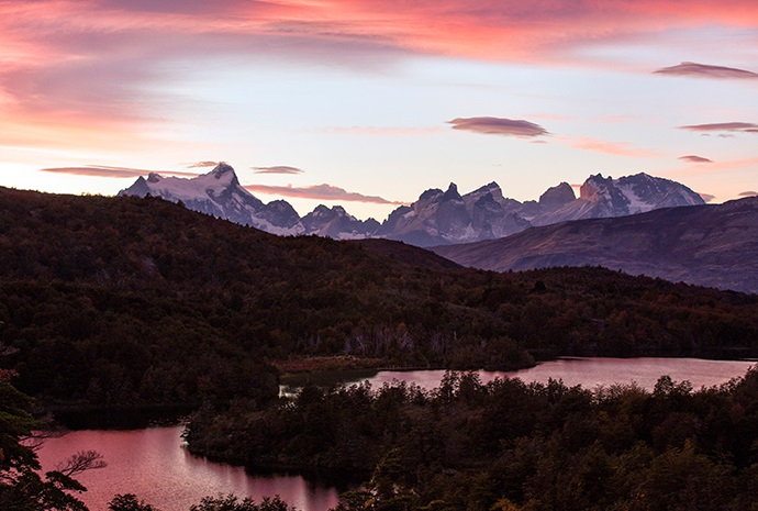 Chile Adventure with Patagonia Glamping Experience 14 Days