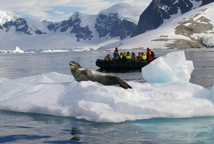 Spirit of Antarctica New Year Voyage 12 days