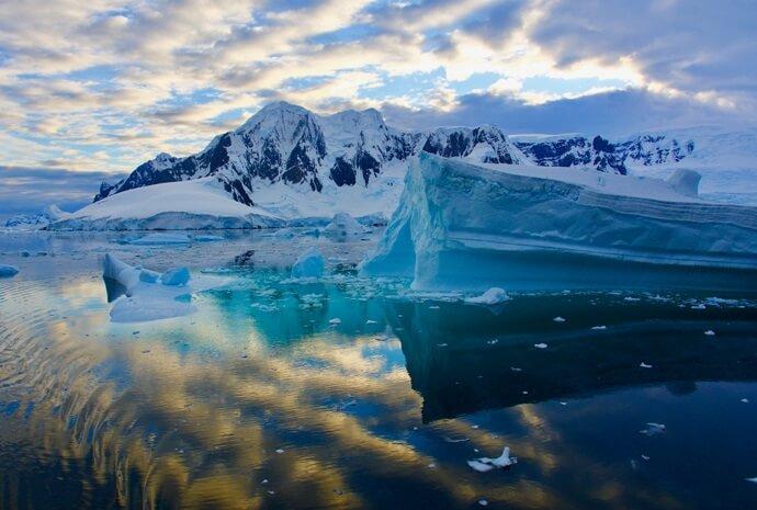 Antarctic Explorer Sail/Fly 11 Days