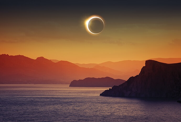 Antarctica Total Solar Eclipse Special 16 Days