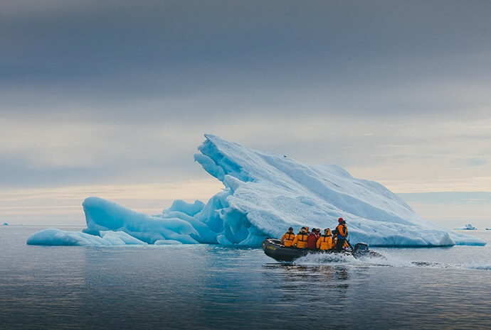 Four Arctic Islands 18 days