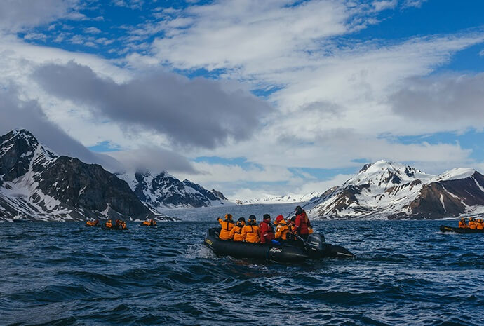 Highlights of Spitsbergen 7 days