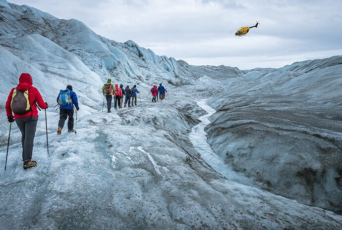 Greenland Adventure: By Air, Land & Sea 9 Days