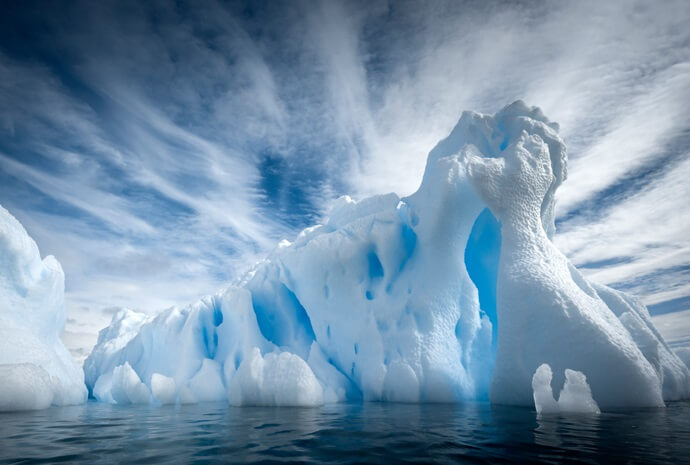 Christmas Antarctica Classic Fly/Cruise/Fly 8 days