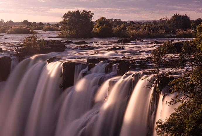 Victoria Falls, Botswana & Namibia Discovery Tour 8 Days