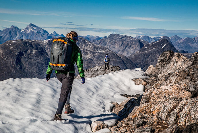 East Greenland Hiking Adventure 5 Days