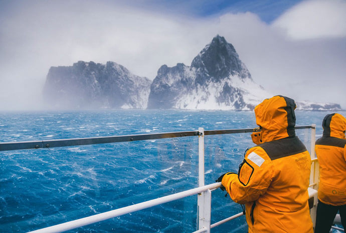 South Georgia & Antarctic Peninsula Shackleton Special - With Helicopter Flights - 20 Days