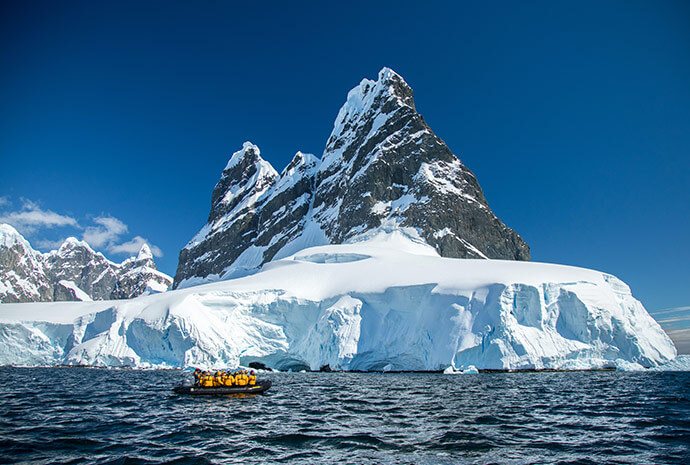 Extended Antarctic Explorer with Helicopter Activities & Cape Horn 13 Days