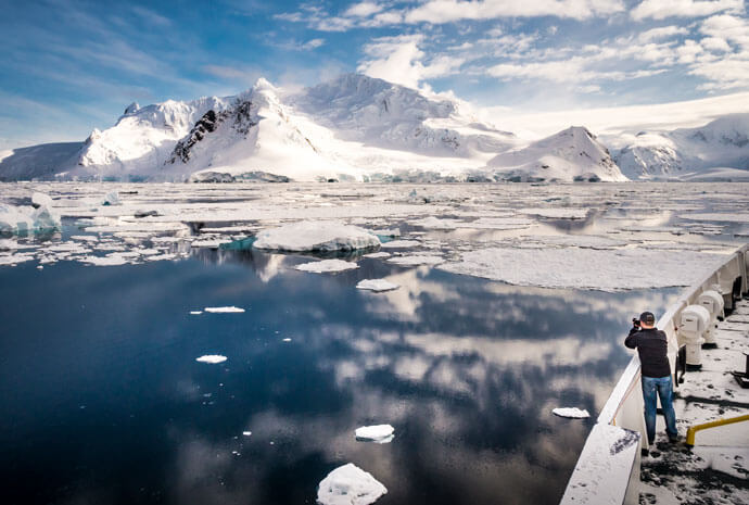 Deep South Antarctica - Polar Circle 13 Days