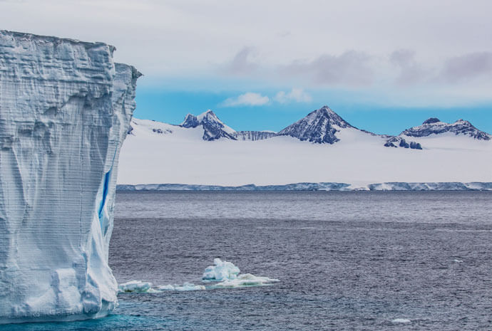 Weddell Sea Explorer 12 Days