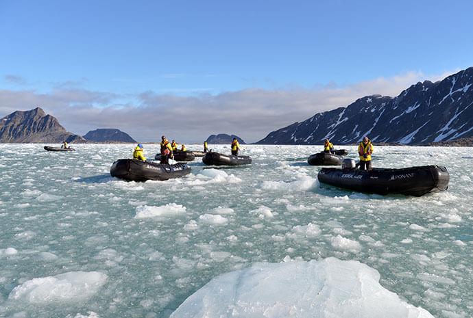 West & North Svalbard in Luxury 8 Days