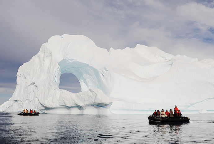 Discover Greenland in Luxury - With National Geographic – 14 Days
