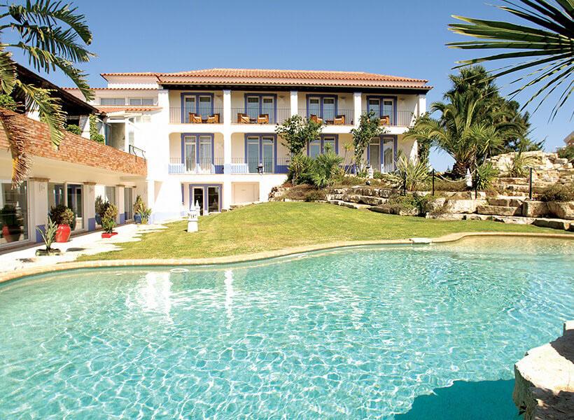 Western Algarve villa