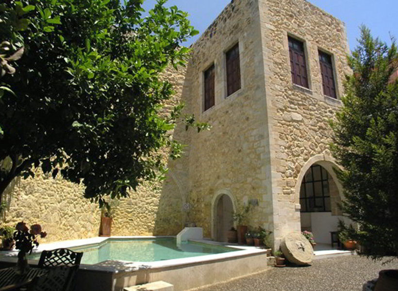 Crete villa