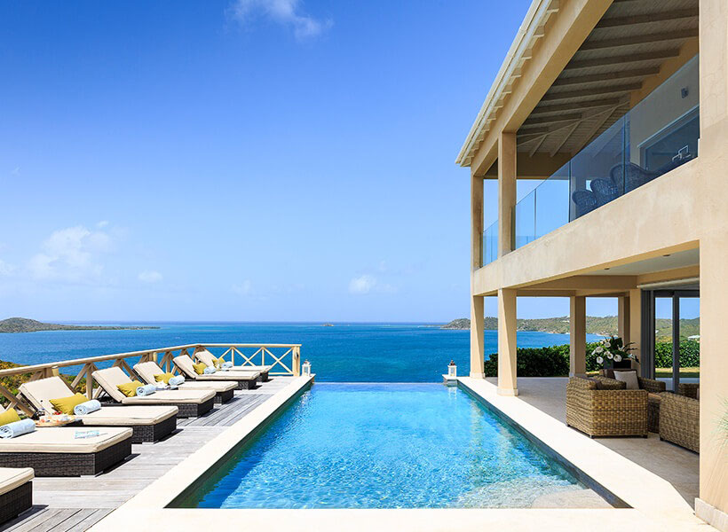 Villa Retreat in Antigua