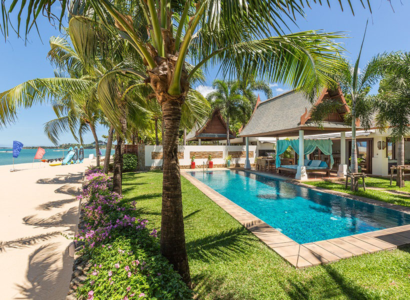 Villa Retreat in Koh Samui Island
