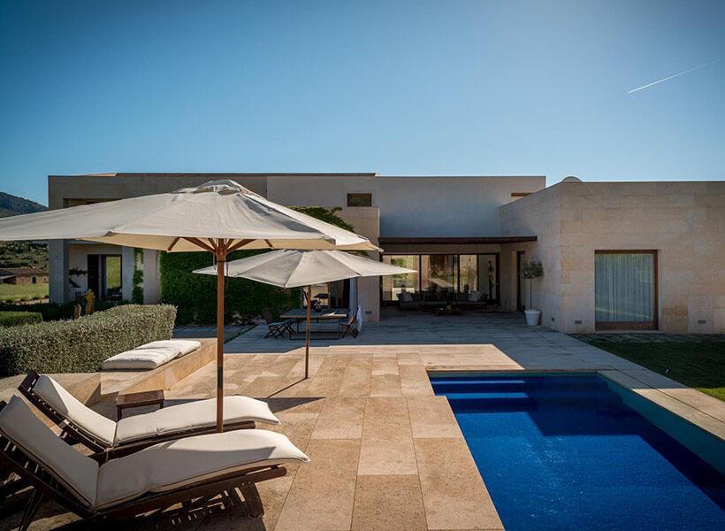 Arta East & South East  villa
