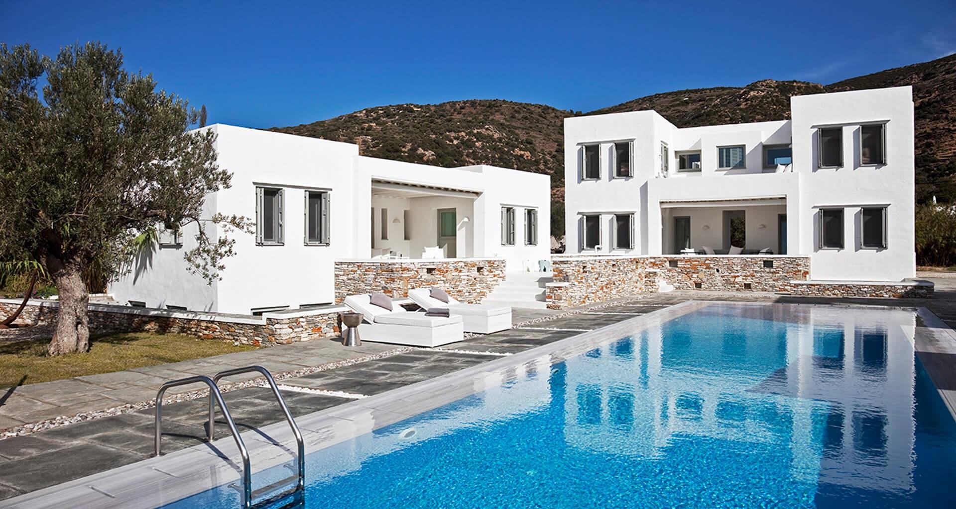 Sifnos Villa Gallery