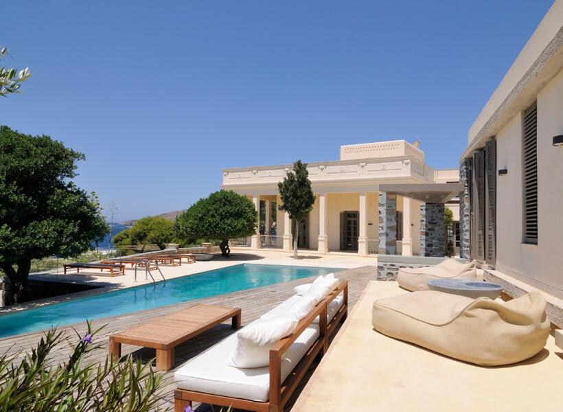 Syros villa