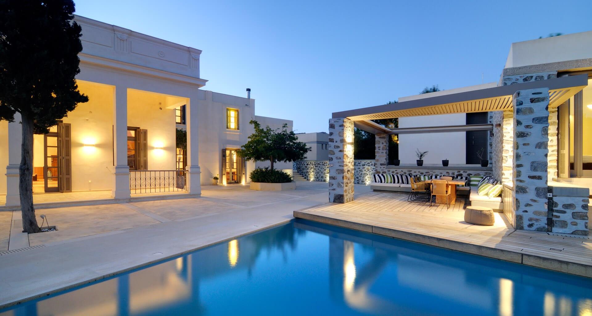 Syros Villa Gallery