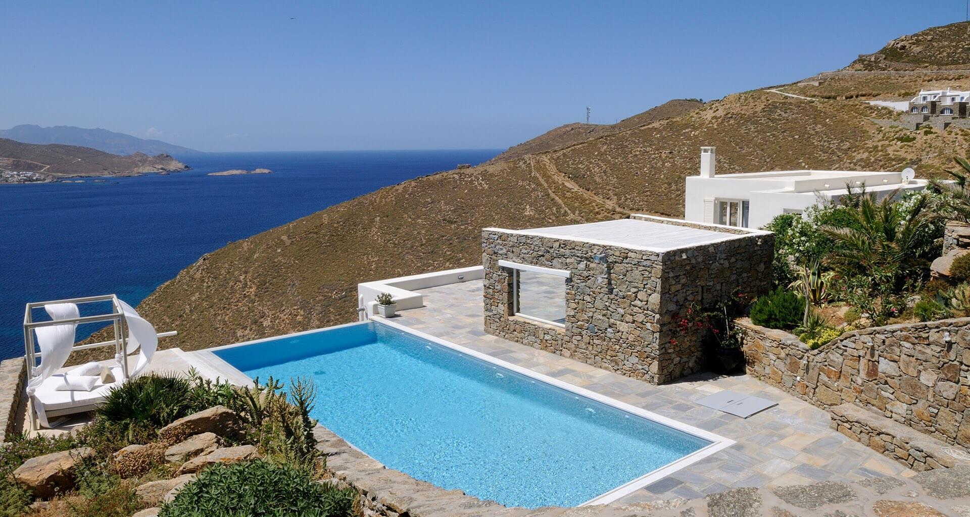 Mykonos Villa Gallery