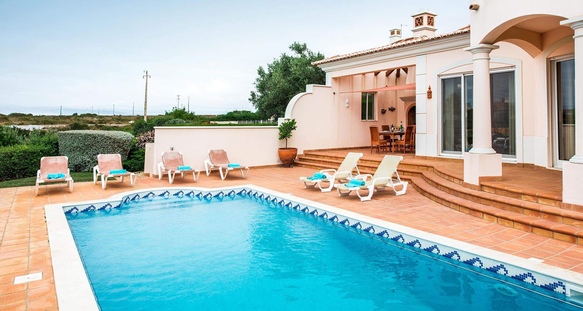 Western Algarve Villa Gallery