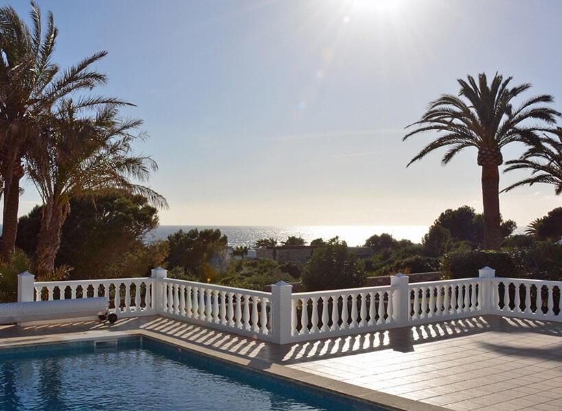 Menorca villa