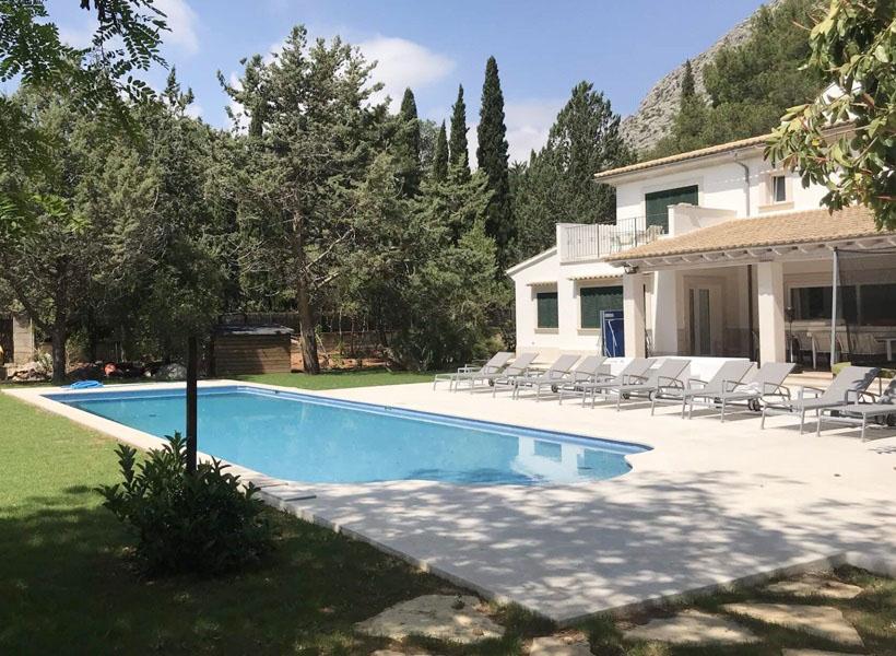 Pollensa & North Area villa