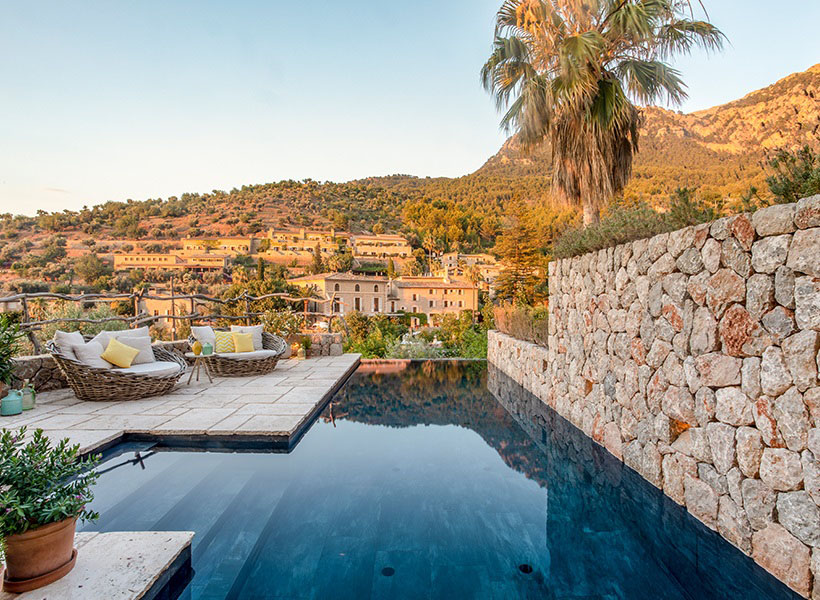 Villa Retreat in Deia, Fornalutx, Soller and West