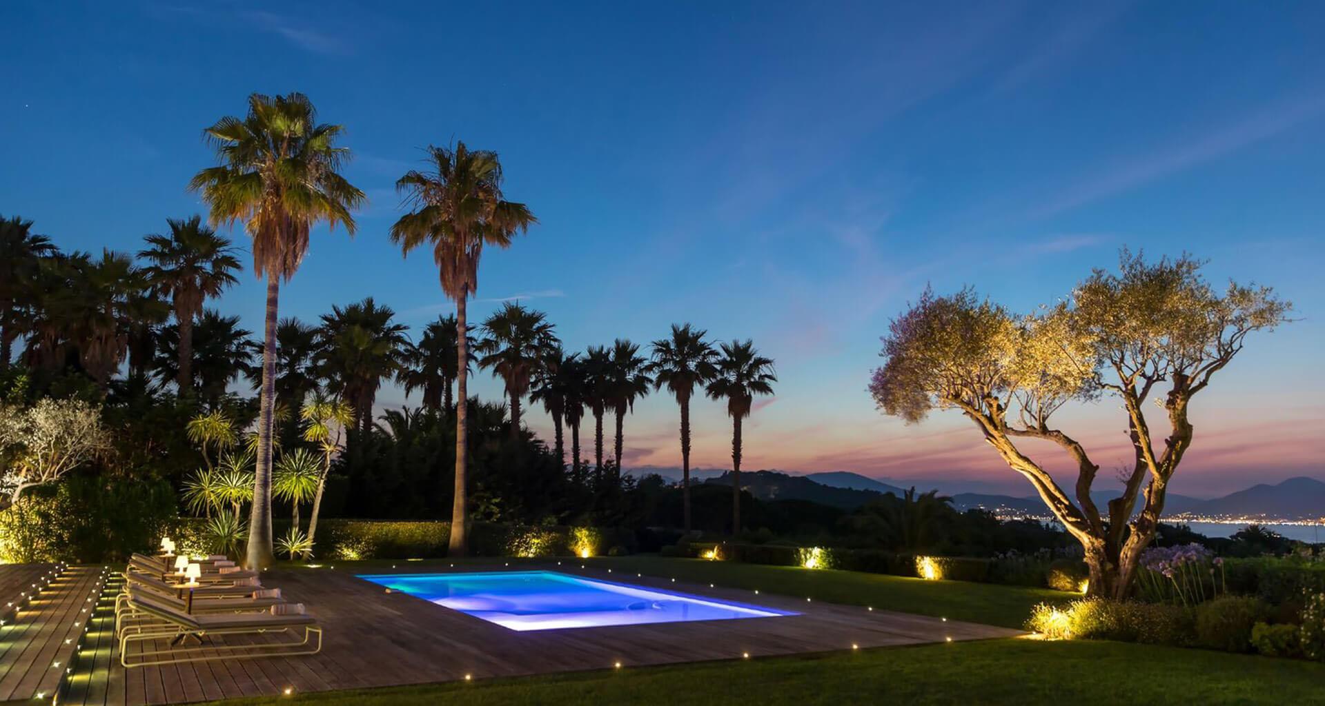 St Tropez & Surrounding Area Villa Gallery