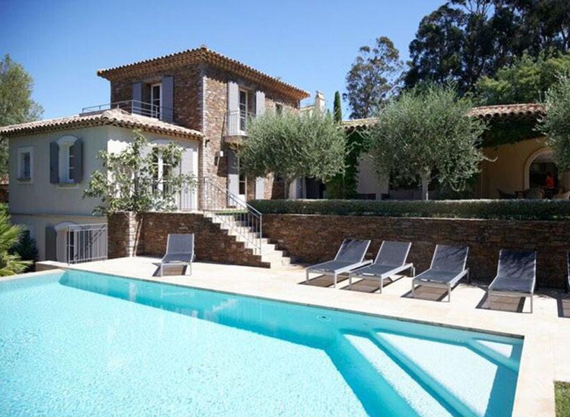 St Tropez & Surrounding Area villa