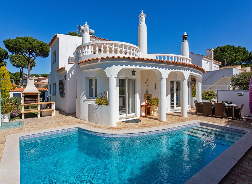 Vilamoura and Vila Sol villa