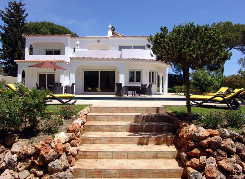 Vilamoura and Vila Sol villa