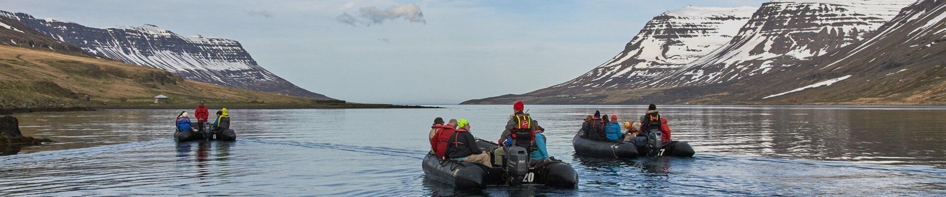 Greenland Adventure Cruises and Arctic Holidays