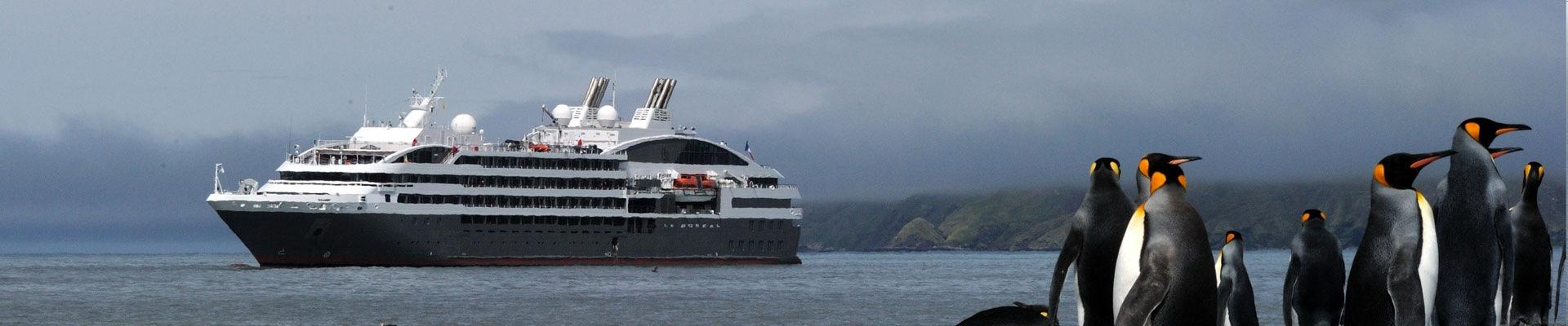 Compagnie Du Ponant Cruises